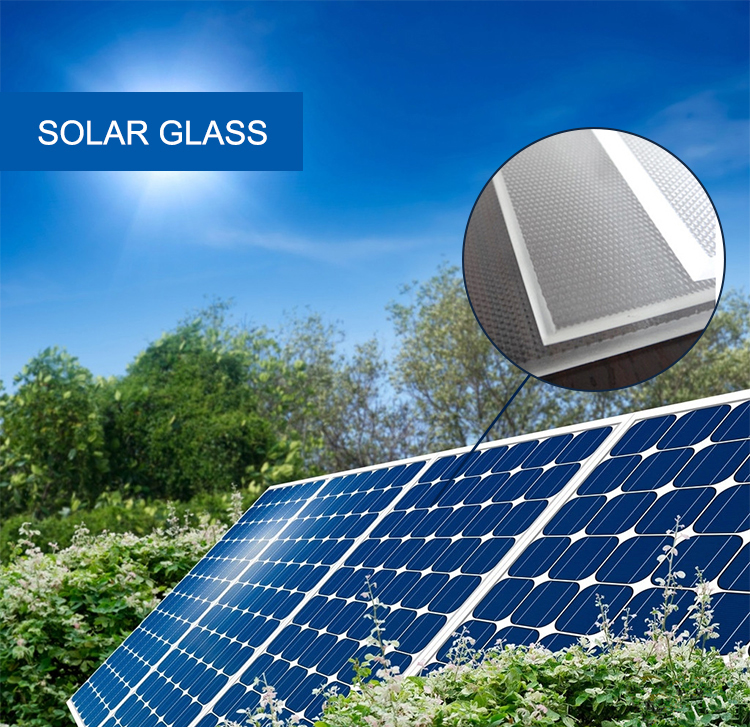 China hot sale 32mm 4mm AntiReflective Lowiron Tempered Ultra Clear Thin Solar Glass