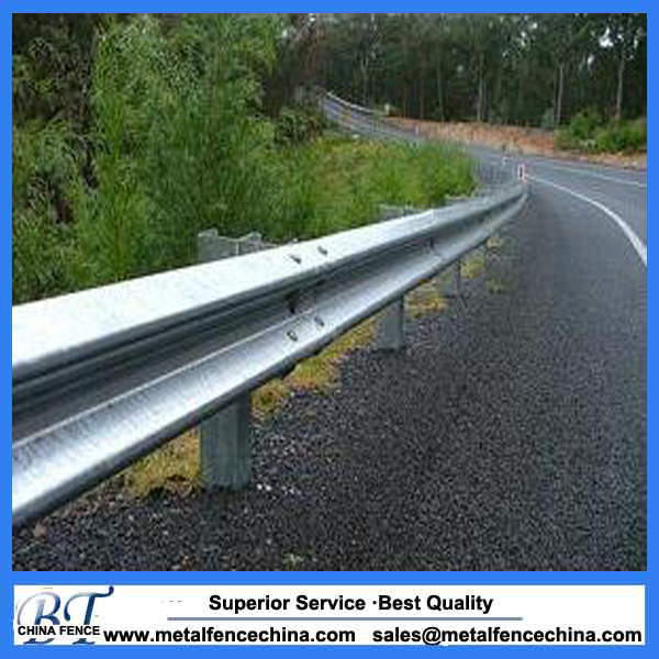 New Design High Quality Galvanized Highway Guardrail with Low Price
