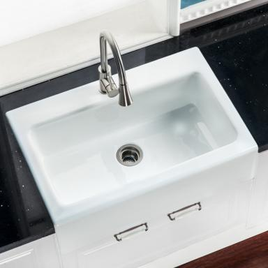 Antique Cast Iron Sinks with Skirted