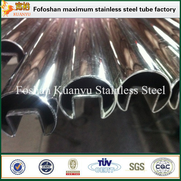 Ss 304 316 Tube 6m Length Standard Sizes Stainless Steel