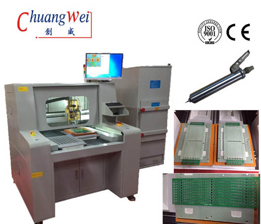 Printed Circuit Board Cutting Machine for TabRouted PCBA Depaneling