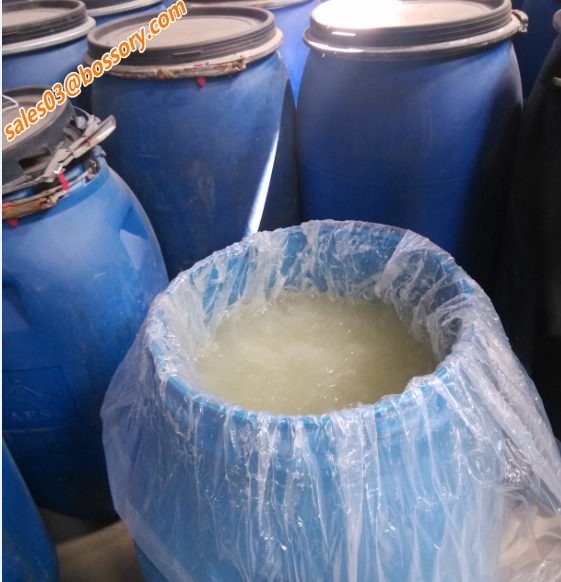 Sodium Lauryl Ether Sulfate 70% SLES 70% from China Manufacturer