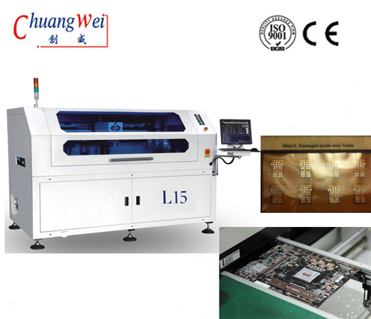 SMT Assembly Equipment Solder Paste Printing from China