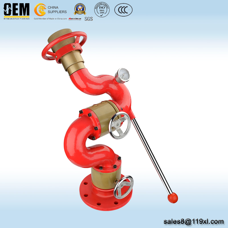 Fire Water Cannon for Fire Fighting