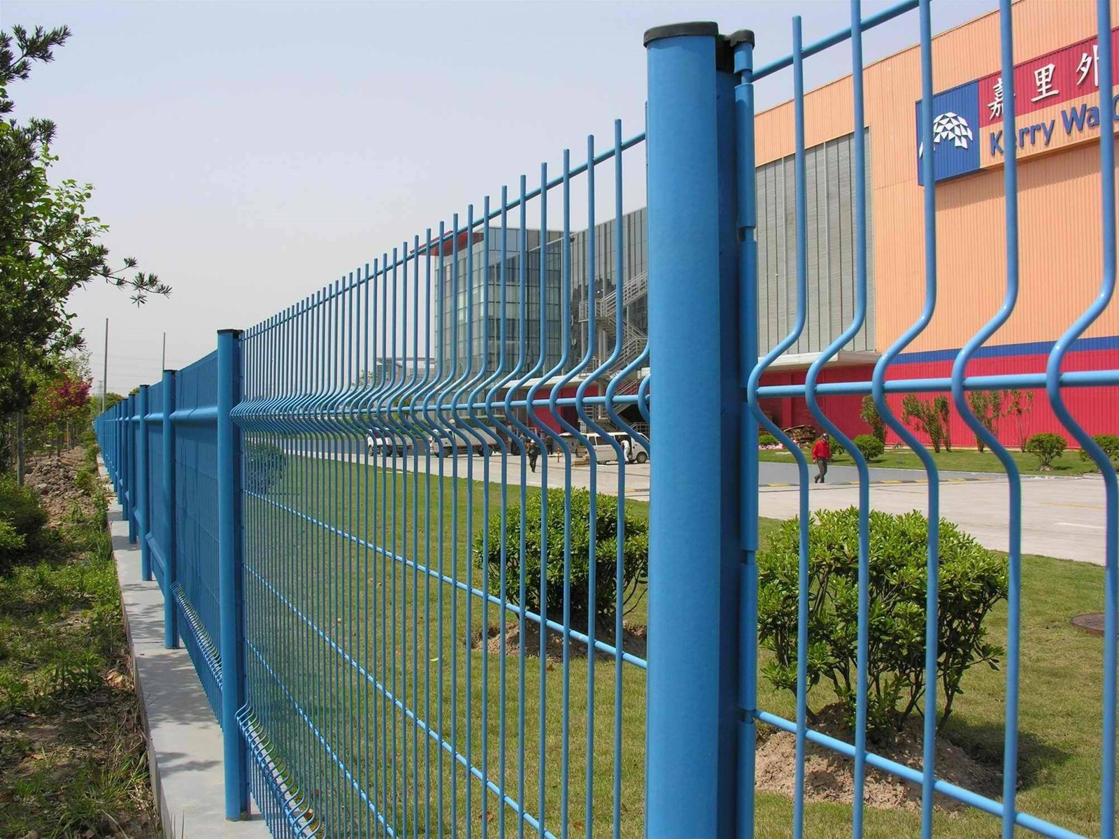 Welded Wire Mesh Fence For Fence Panel Philippine From