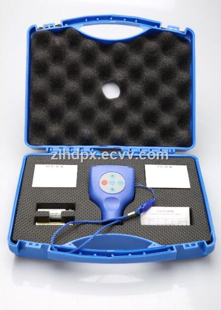 Digital Portable Coating Thickness Gauge with Builtin Probe TG8102FN
