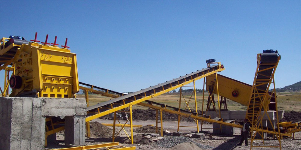 Price Simple Stone Crushing Plants