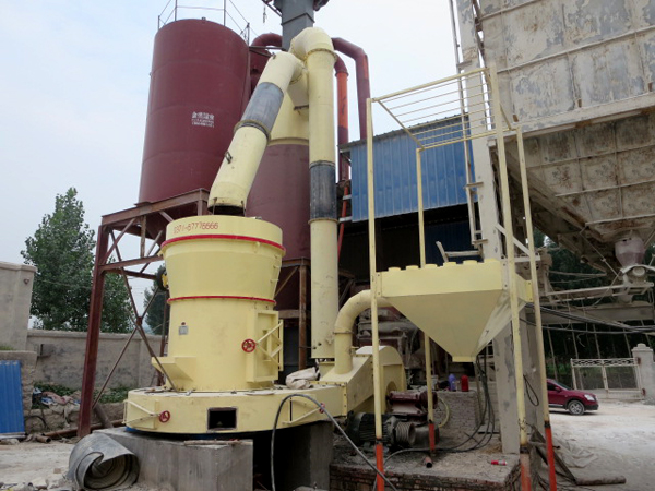 Marble Powder Grinding Mill/Feldspar Powder Grinding Plant for Sale