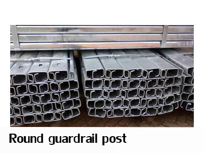 Guardrail Post (Steel Post for Road Barrier System) from China