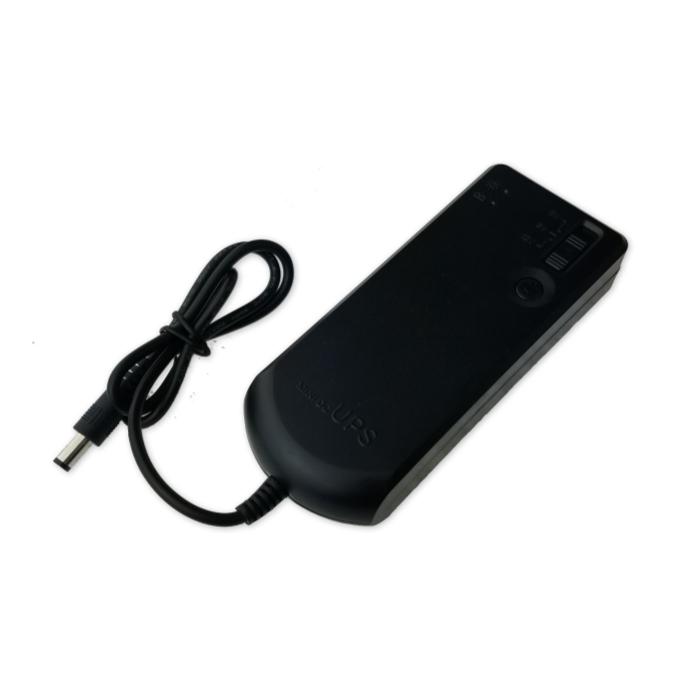 Best price DC 12V 9V 5V UPS mini storage backup UPS battery power bank for home appliances