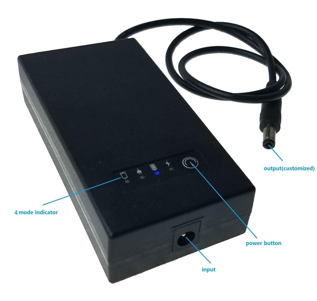 9v luminous mini UPS with PCB board protection circuit board 9v UPS price