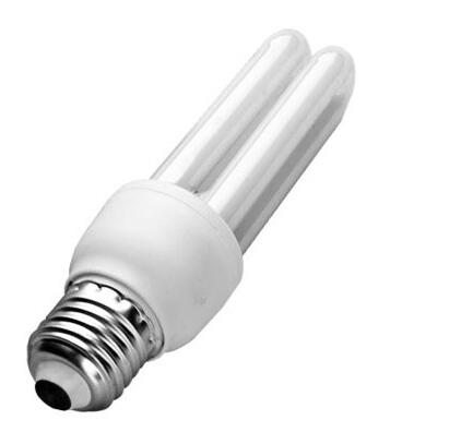 Milky 2U LED Energy Saving Lamp 9w to Replace Cfl Lamp