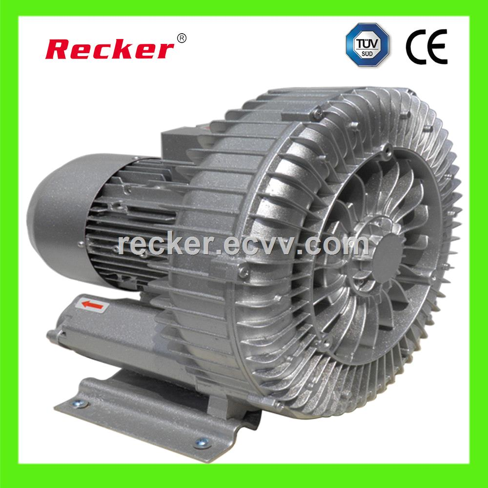 Regenerative Blower with Three Phase Single Stage for Water Aeration