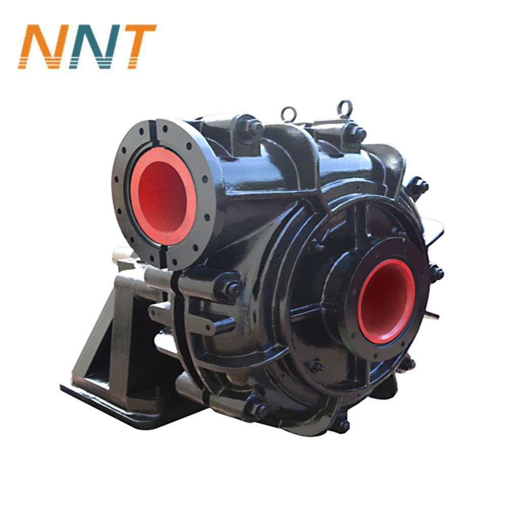 Efficiency Impeller F6147 Slurry Pump 8/6E-NH for Mine Dewatering