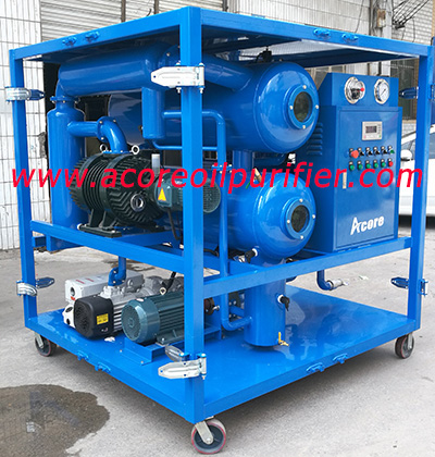 Vacuum Transformer Oil Cleaning Processing Equipment