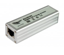 Allnet ALL95101 TP Cat6 Ethernet 1000Mbps Surge Protction Surge Arrester Protect Your Network Devices from Lightning