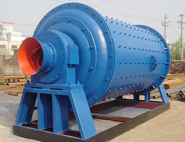 Horizontal Ball Mill for Mining