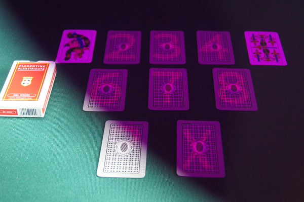 43793c8b717b Bee Paper Red Luminous Marked Cards for Poker Game Cheat Invisible Ink UV  Perspective Sunglasses Omaha Texas Poker