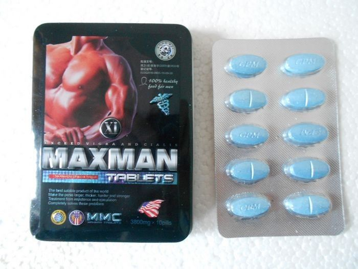 Size pills penis Here's 4