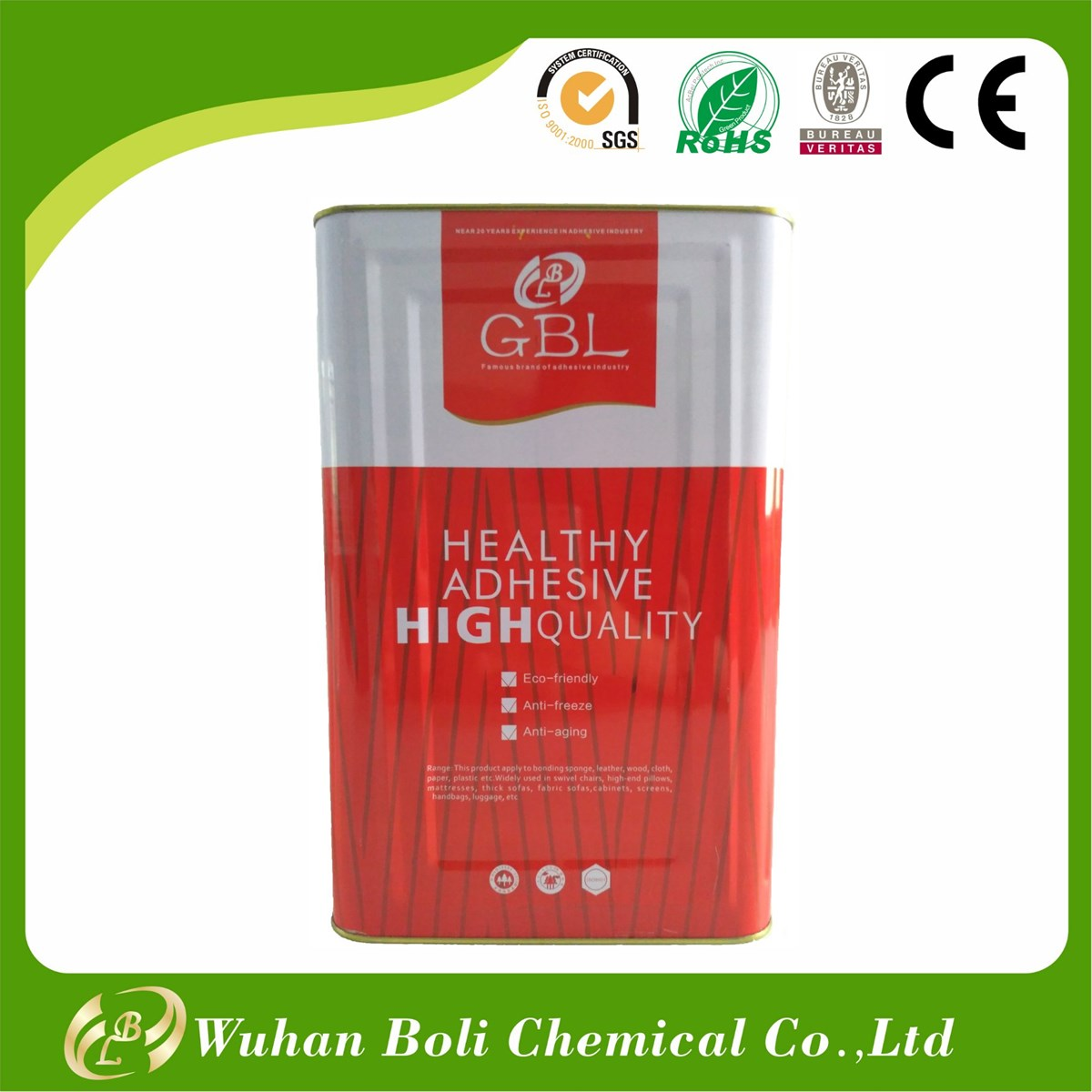 Factory Price Economic Sbs Spray Adhesive Glue From China
