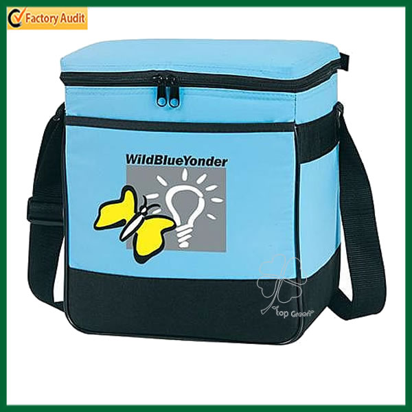 Heavy Duty Thermal Insulated Picnic Cooler Bags Fashionable Food Lunch Bag For Lady