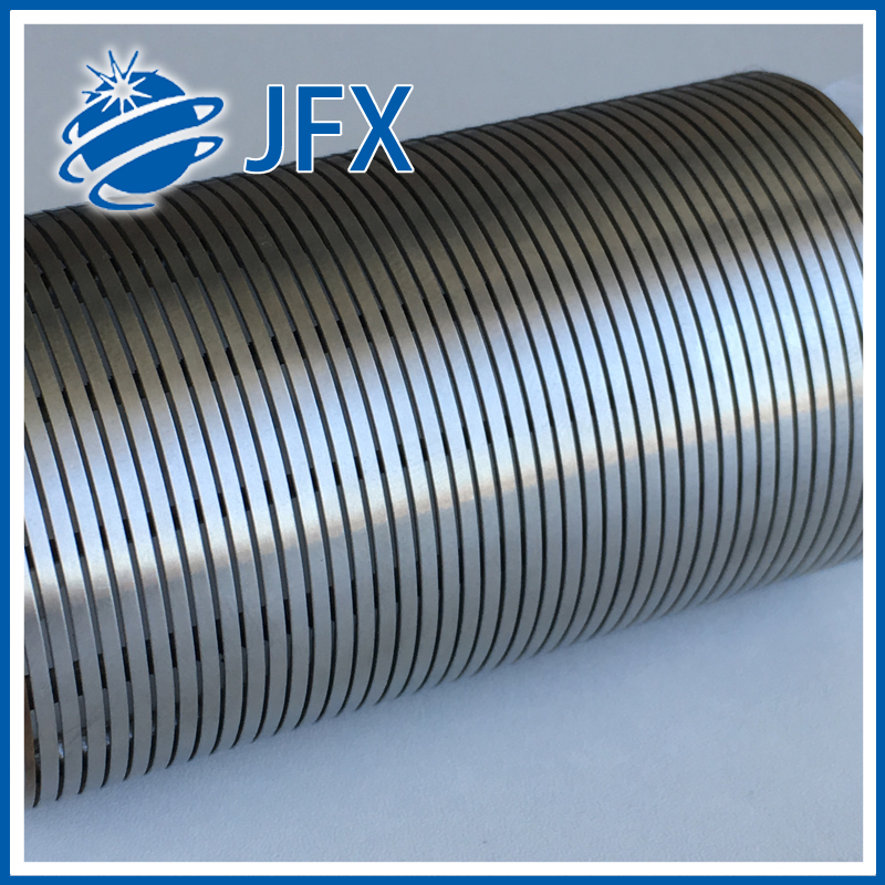Stainless Steel Wedge Wire Screen 200 Micron Filter purchasing ...