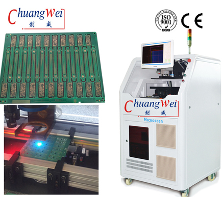 Printed Circuit Board & Flexiable Printed Circuit Depanelizer