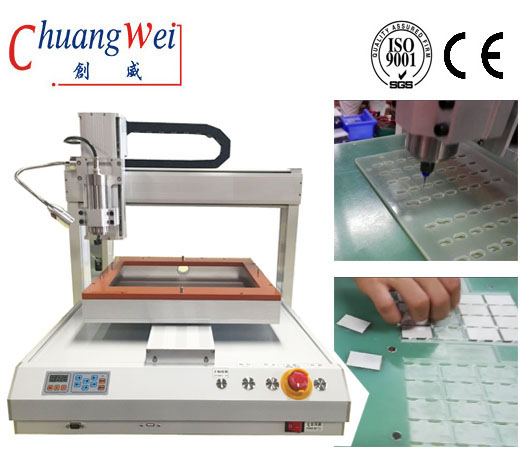 Automatic Routers for PCB SeparationCWD3A