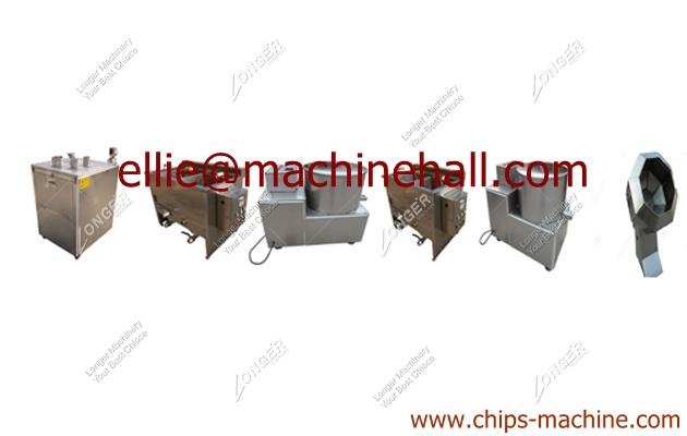 Small Scale Banana Chips Production LineBanana Chips Making Machine