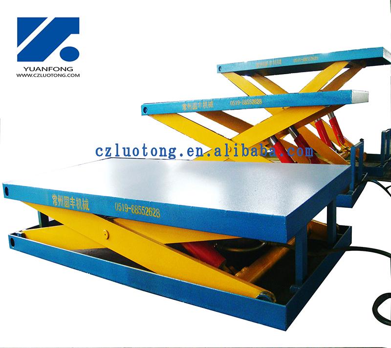 Melamine Laminate Hot Press Machine for Laminate Flooring from China