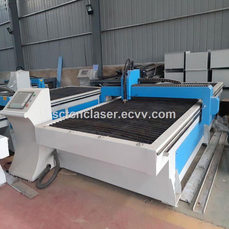 Metal Cutter Agent Singapore: High Speed Metal Sheet CNC Plasma Cutting Machine / Low
