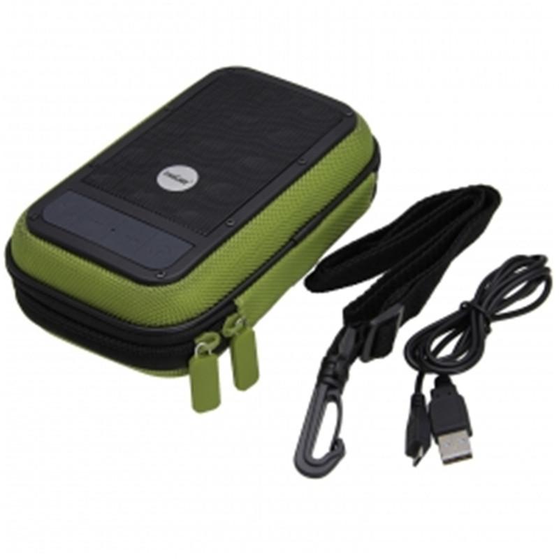 LuguLake 4000 mAh Power Bank Portable Outdoor Speaker