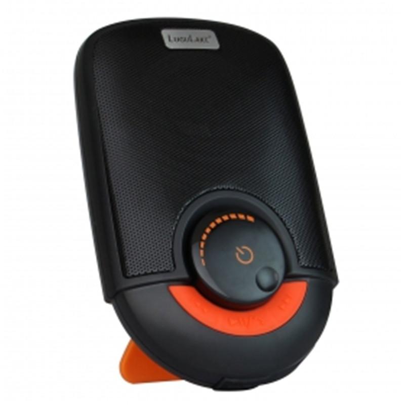 LuguLake Waterproof Shower Hands Free Wireless Phone Speaker