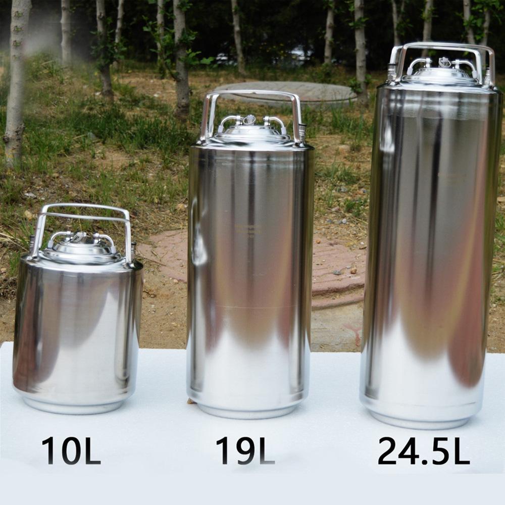 304 Food Hygiene Standard Stainless Steel Beer Keg