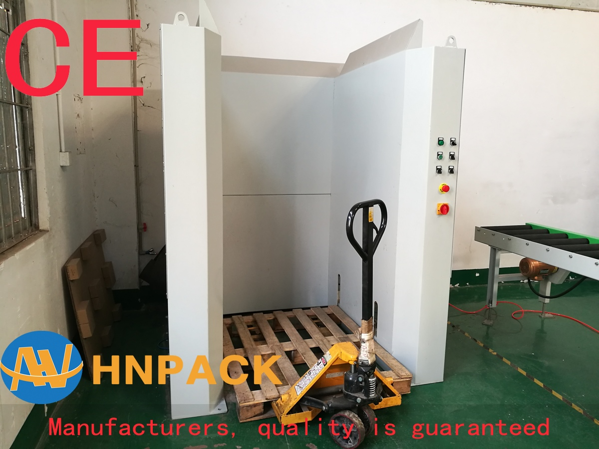China professional tray dispensing machine factory supplier supply pallet dispenser machine withe CE pallet dispenser