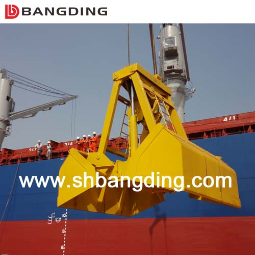 BANGDING Remote Control Grab Bucket for Ship from China