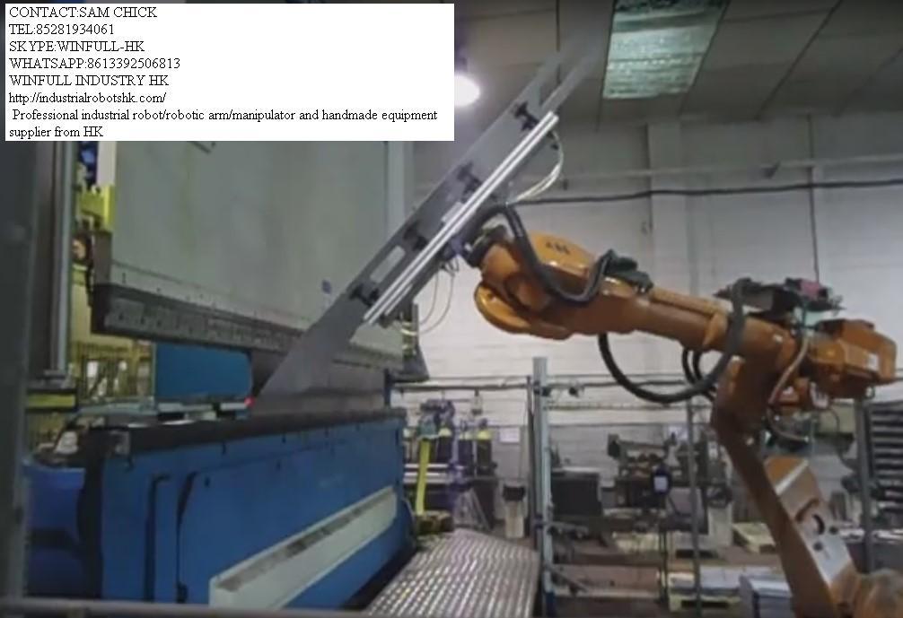 Metal Folding Industrial Robot/Robotic Arm/Manipulator, from