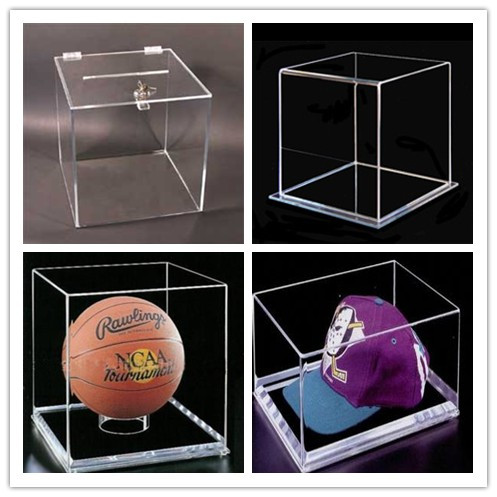 High Quality Acrylic Display Cabinet Acrylic Display Box Supplier
