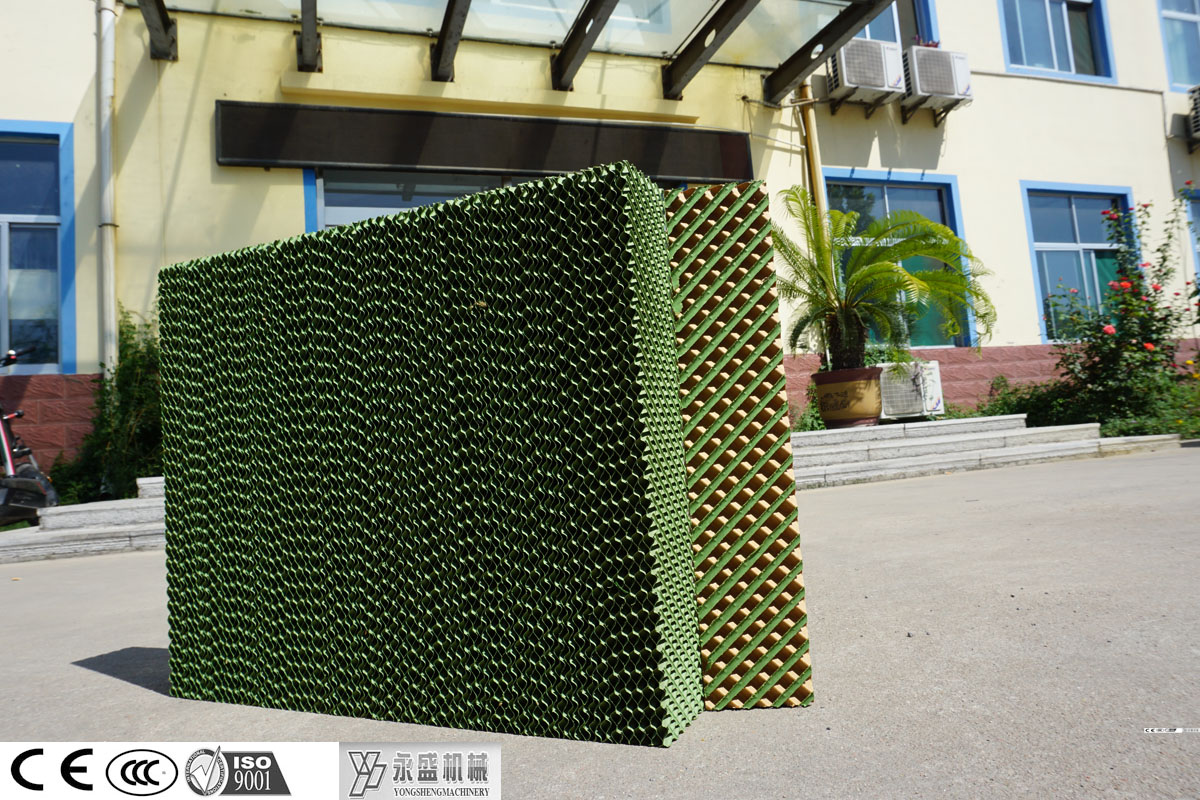 evaporativecoolingwetwatercellcolorbrown709070605090greenblackcoatedhoney cell paddesertcooling pad