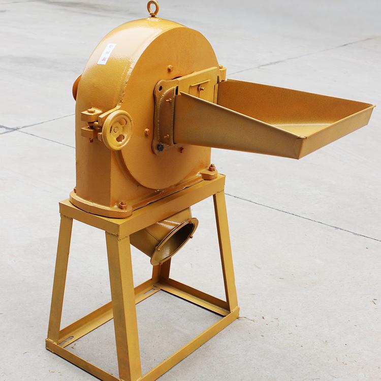 Low cost wheat grasschaff cutter cutting machine india
