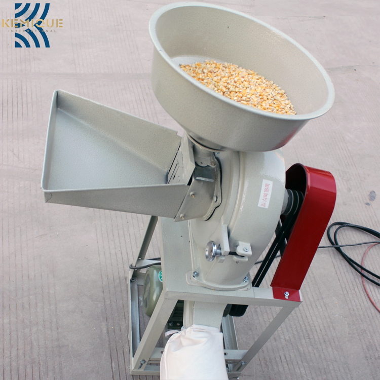 Original Factory Feed Grain Crusher/Flour Mill Machine/Grain Huller with Low Price