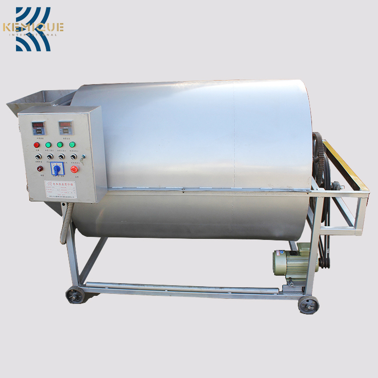 Automatic Rolling Commercial Seed Roasting Machine/Peanut