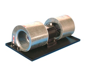 axial cross flow fan blowers for air condition