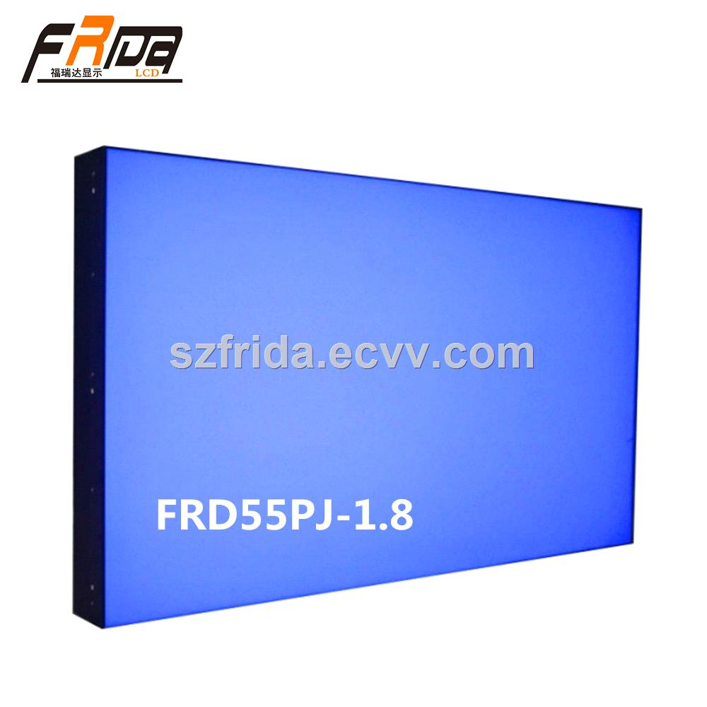 55 Inch Seamless LCD Video Wall / Splicing Screen / Video