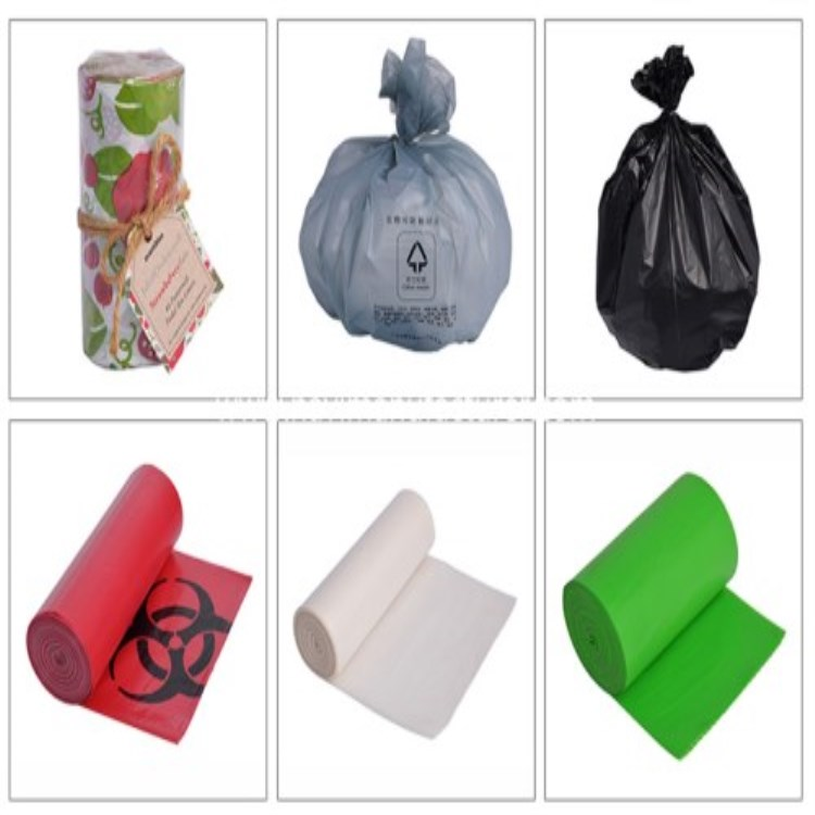 High Quality China Supplier Heavy Duty Bags Garbage Bags