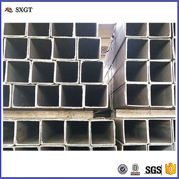 Buildings Materials Tubes Galvanized Square Steel Pipe