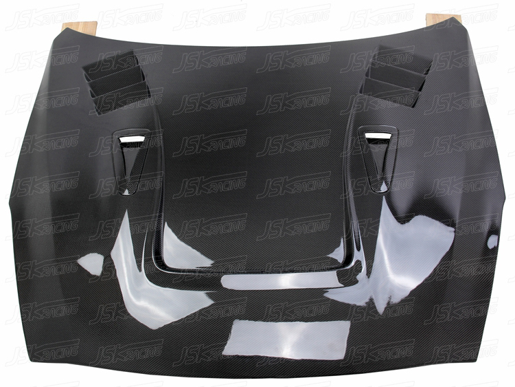 CARBON FIBER HOOD for 2008-2016 NISSAN GTR R35