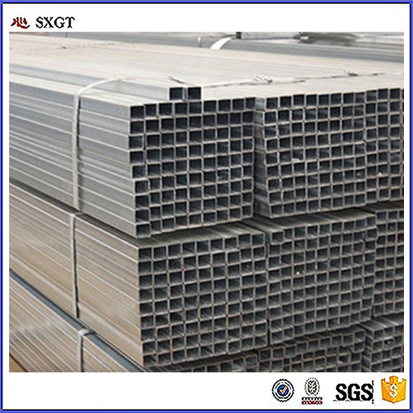Galvanized Steel Hollow Section Square Pipe Tube