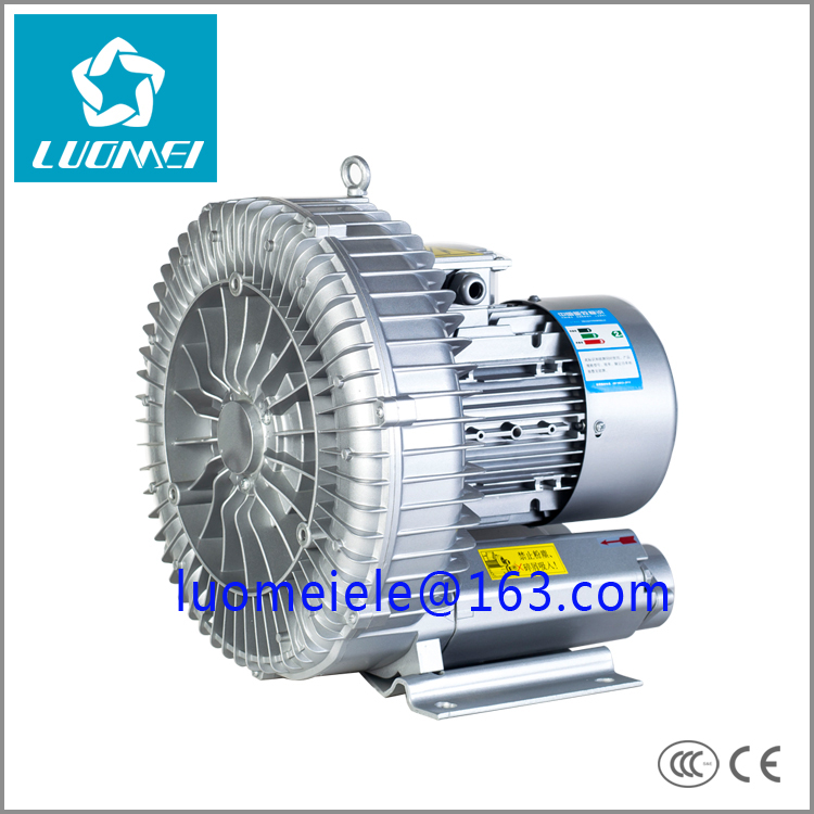 High Pressure Drying Ring Blower with Air Knife System for Food Process