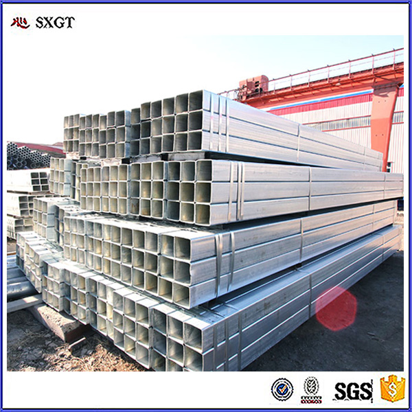 Pre-Galvanized Steel Tubes/Hot Dipped Galvanised Iron Pipe